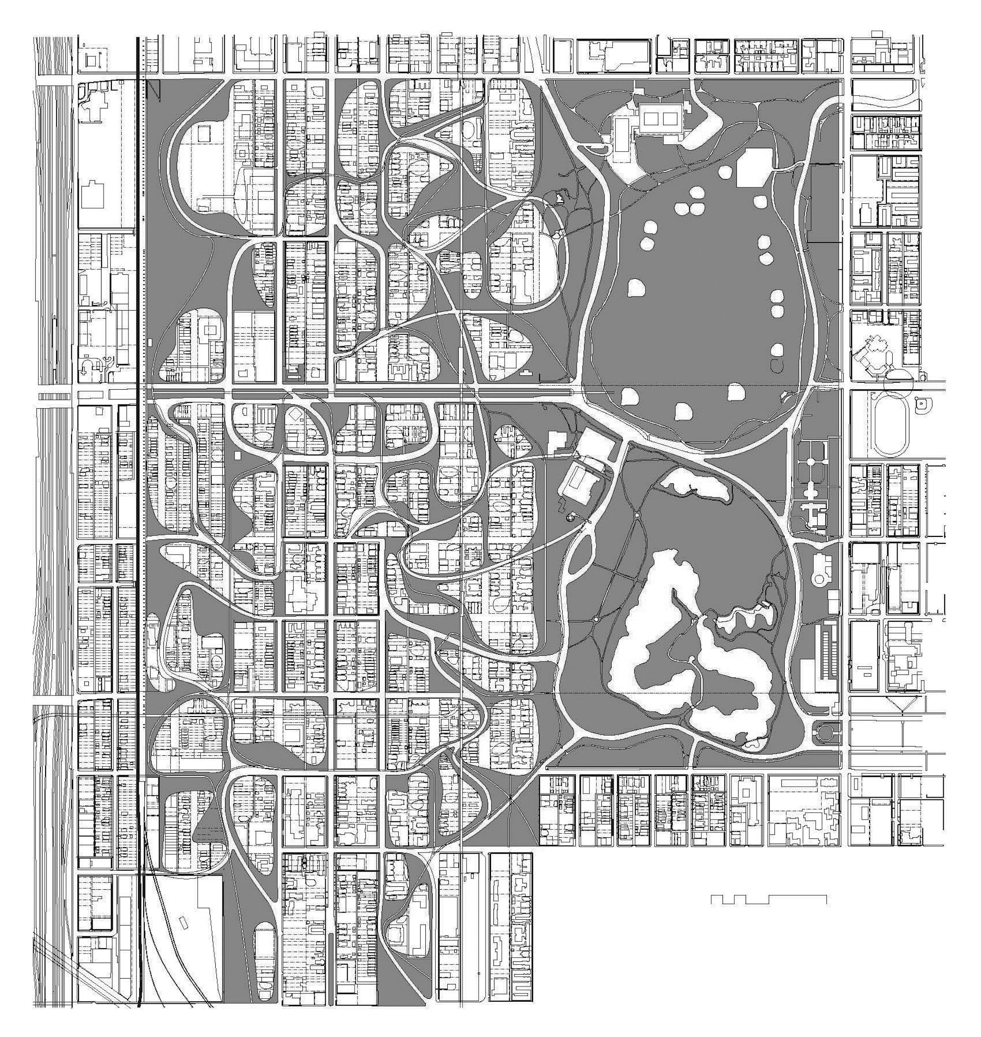 Site plan of Marshall Brown Projects, Inc., _Smooth Growth®_, 2012–17. © Marshall Brown Projects, Inc.